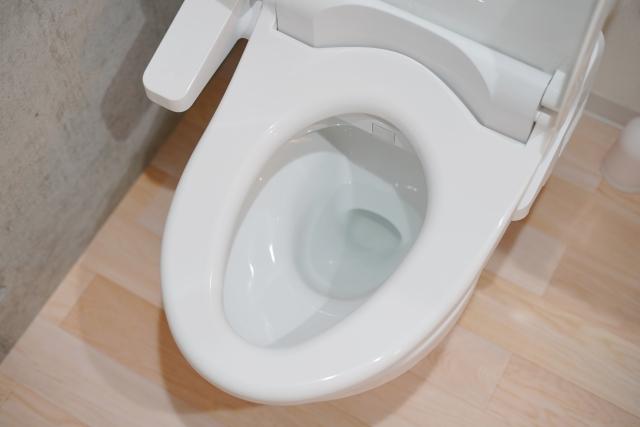 トイレの水流不足